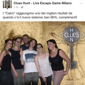 Clues Hunt – Leonardo EscapeGame
